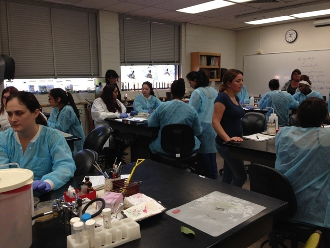 Dr. Francis laboratory