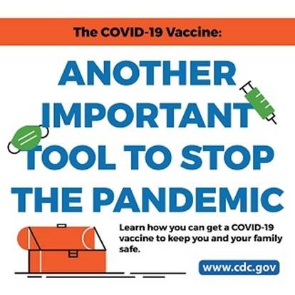 Covid-19 Vaccine picture