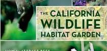 The California WIldlife Habitat Garden book cover. for UC Master Gardeners of Monterey Bay Blog