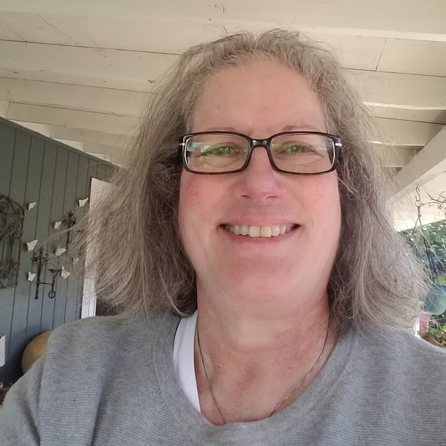 Headshot image of Louise Pagone