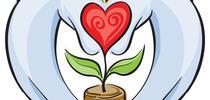 Gardener with Heart Logo for Coordinator News Blog