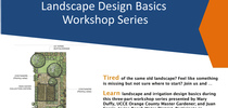 EventFlyer LandscapeDesignSeries June20192 for UCCE MG OC News Blog