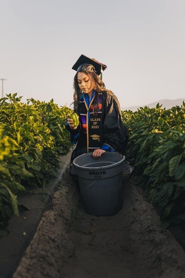 Jennifer Rocha, UC San Diego graduate