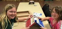 4-H Youth Enjoying Playing Games At The Dinner and Dance Hoedown for Placer 4-H Blog Blog