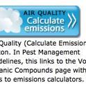 air quality button