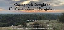 2020 Mar23 coverslide for Ranching in the Sierra Foothills Blog