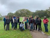 Spring 2019 SRJC Range Management Class at Sonoma County Regional Park: Taylor Mountain