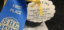 blueberry lemon jam Reduced size for blog for Master Food Preservers San Bernardino County Blog