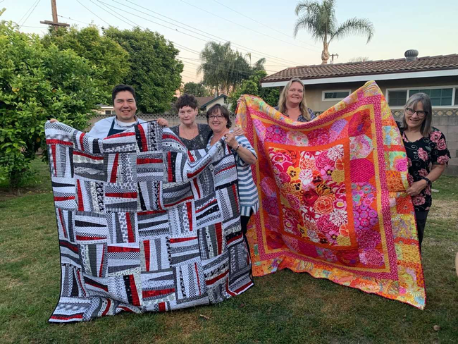 mfp homemade quilts