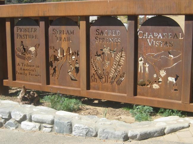 Wildlands Conservancy Botanic Garden