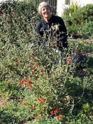 San Bernardino County Master Gardener Loleta Cruse Spotlight Story
