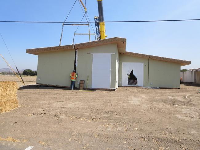A new addition arrives at South Coast REC, a.k.a. the new home of the OC Farm Bureau.