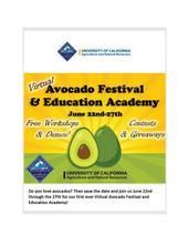 AvocadoFestival2020 AgendaSneakPeek Page 1