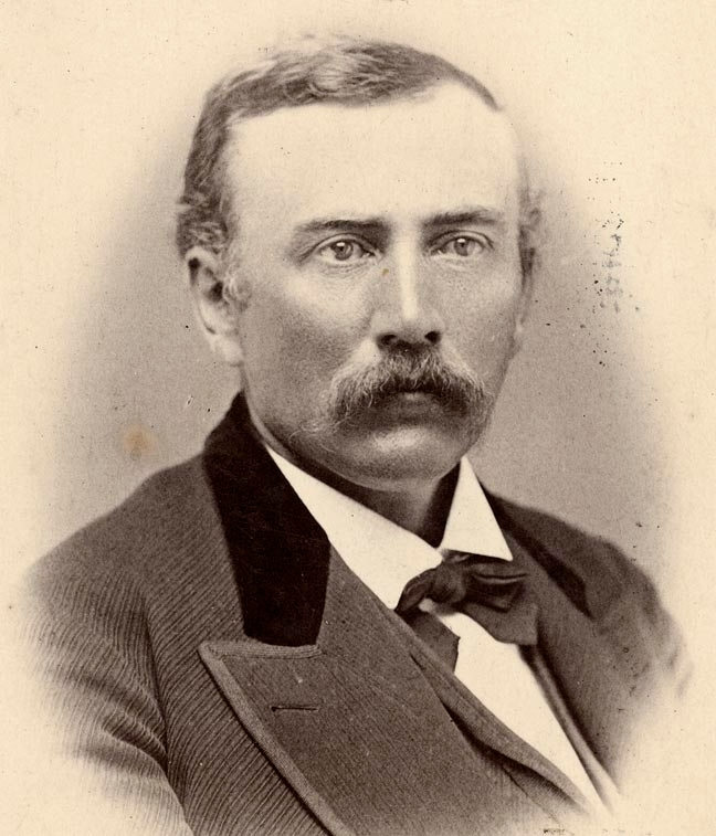 Julius S. Morton Photo courtesy Nebraskahistory.org