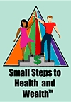 Small Steps to Health and Wealth log