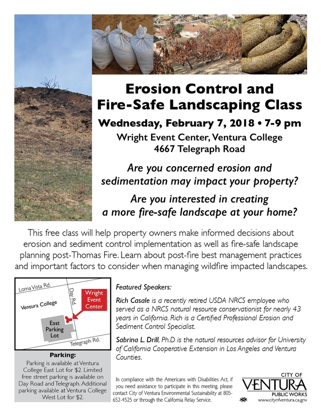 2018-2-7 ErosionFireSafeClass-Flyer