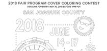San Joaquin Fair coloring contest for San Joaquin County 4-H Blog
