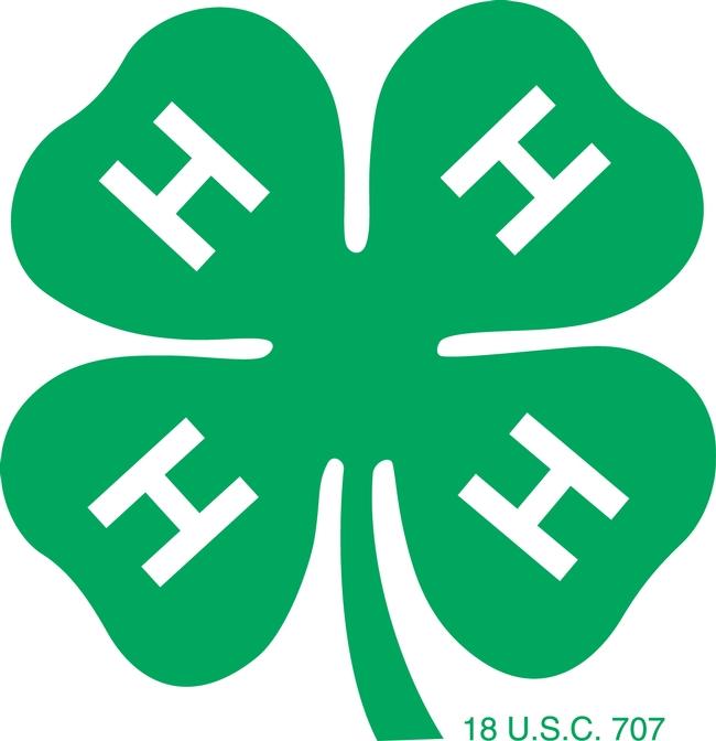 4-H Clover (green)
