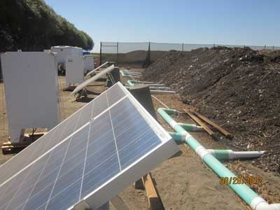 solar compost