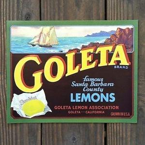goleta label