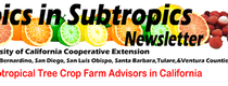 topics in sub masthead for Topics in Subtropics Blog