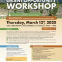 HSP Grant Workshop San Diego