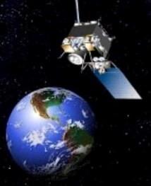 satellite weather station