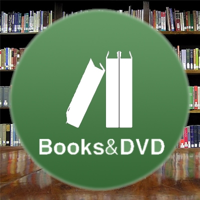 Books and DVD graphic
