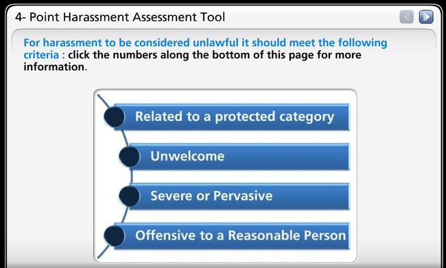 4-Pt Harassment Tool