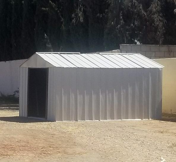 RFT garden shed