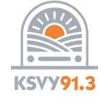 KSVY 91.3 logo