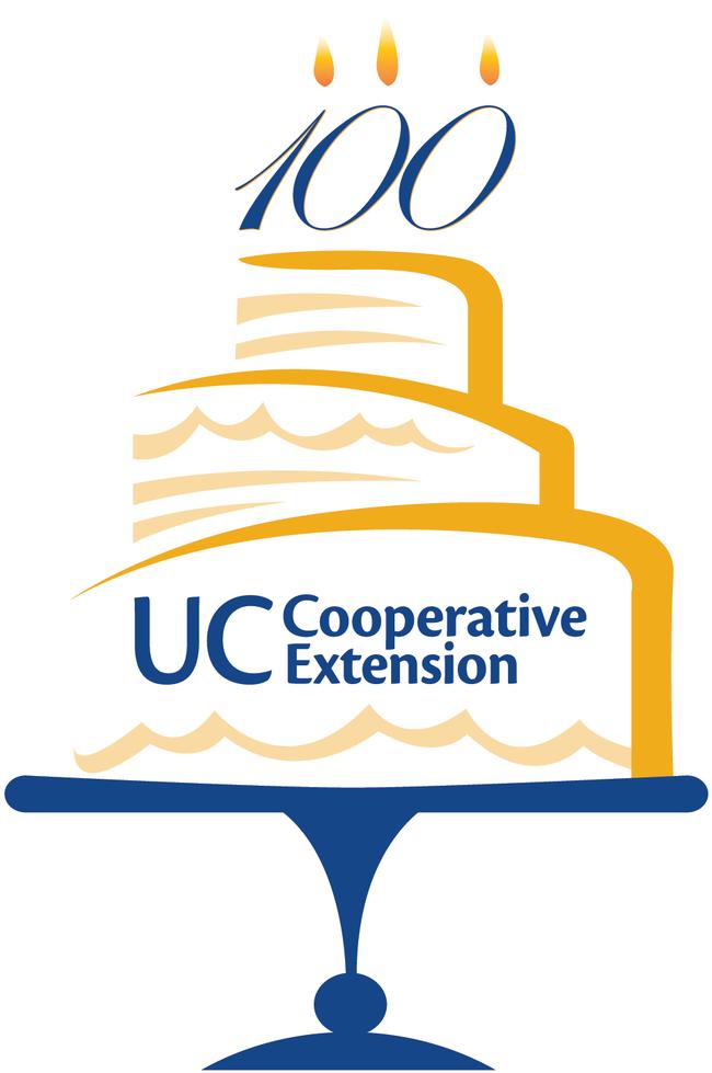 Centennial Cake logo
