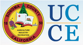 UCCE County of Sonoma logos