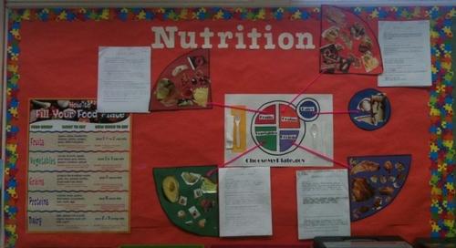 Selma high nutrition corner