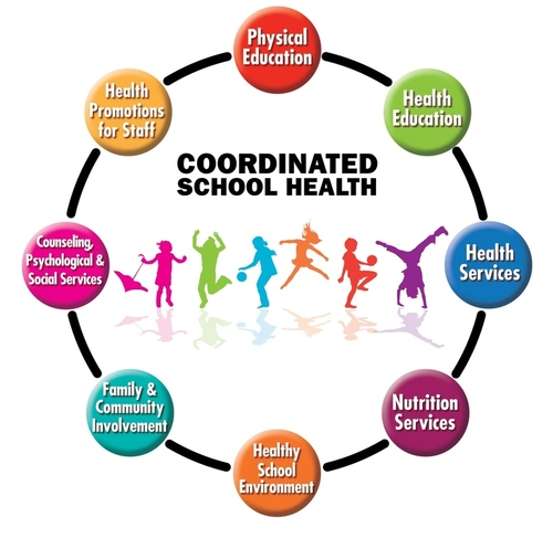 Coordinated School Health Model