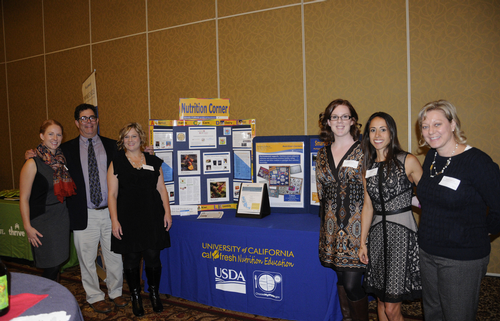 (From Left to Right) Mary Mills, David Ginsburg, Lisa Paniagua, Shelby MacNab, Michele Byrnes, and Tammy McMurdo