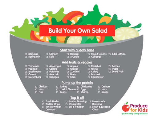 Build-Your-Own-Salad
