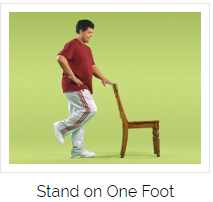 Stand on One Foot