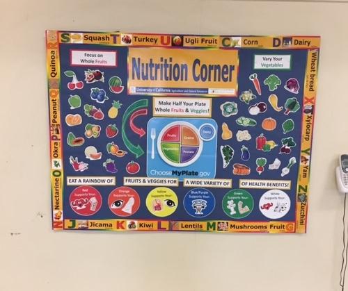 Birney Nutrition Corner 2