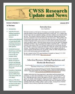 CWSSJ cover Jan 2013