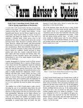 Farm Advisors Update