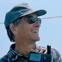 Lars Anderson sailing