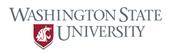 WA State University logo