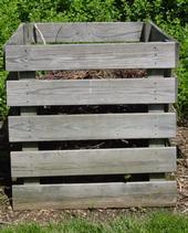 WSSA Compost WeedFree compost bin