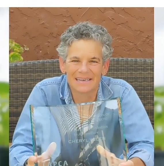 Cheryl Wilen, UCCE integrated pest management advisor emeritus