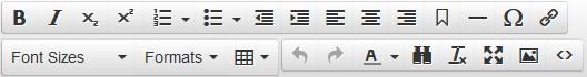 Text Formatting Tools Snip