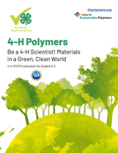 4-H Polymers curriculum cover for grades K-2