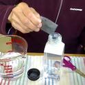 Glitter Jar Activity