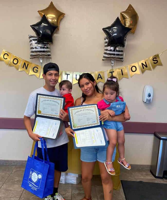 CFHL, UCCE Kern Nutrition Graduates