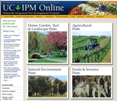 UC IPM home page
